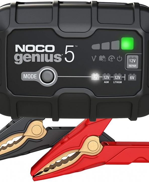 NOCO Genius G5, 5 A