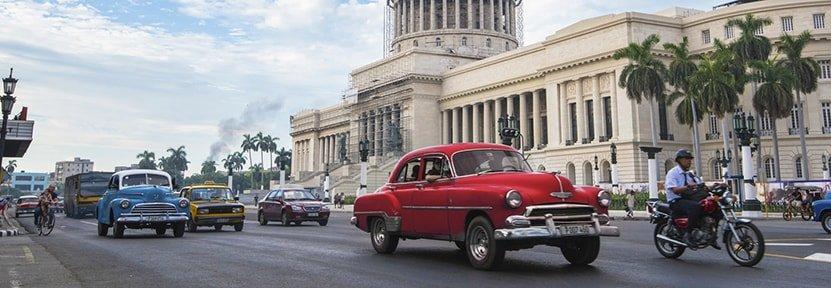 Lada се завръщат в Куба в осъвременена версия