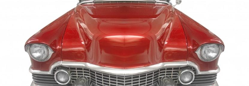 Възстановяване на ретро автомобили