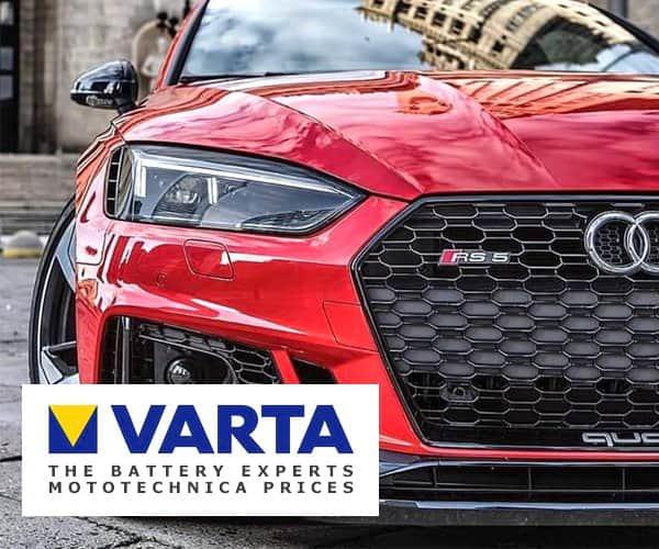 Акумулатори Varta цени от Мототехника
