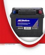 Акумулатор ACDelco 12V , 62Ah, 510A