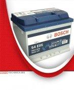 Акумулатор Bosch 60Ah/560A, десен плюс