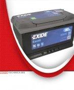 Акумулатор EXIDE EB800 80Ah