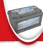 Акумулатор EXIDE PREMIUM 85AH 800A R+