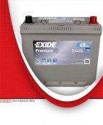 Акумулатор EXIDE PremiumEA456 45Ah