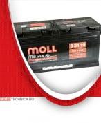 Акумулатор MOLL M3 PLUS K2 12V 110AH