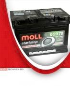 Акумулатор MOLL START STOP EFB 12V 70AH