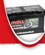 Акумулатор MOLL START STOP EFB 12V 75AH