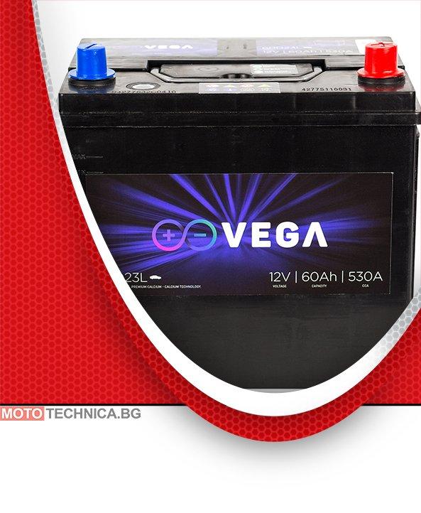 Акумулатор VeGa 60Ah Premium Calcium