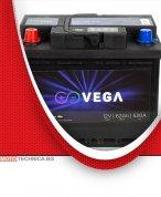 Акумулатор VeGa 62Ah Premium Calcium L