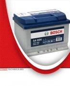 Акумулатори BOSCH S4 Silver 60Ah