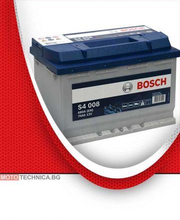 Акумулатори BOSCH S4 Silver 74Ah