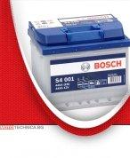 Акумулатори Bosch S4 Silver 44Ah 440A (EN) R Plus