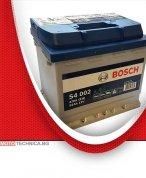 Акумулатори Bosch S4 Silver 52Ah