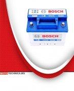 Акумулатори Bosch S4 Silver 60 Ah L+