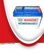 Акумулатори Bosch S4 Silver Asia 45 Ah