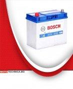 Акумулатори Bosch S4 Silver Asia 45 Ah L Plus