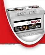 Акумулатори Bosch S5 AGM 70 Ah