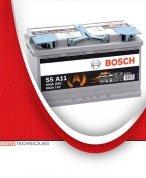 Акумулатори Bosch S5 AGM 80 Ah