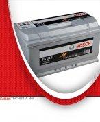 Акумулатори Bosch S5 Silver 100Ah