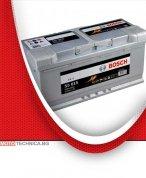 Акумулатори Bosch S5 Silver 110Ah