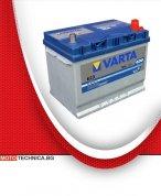 Акумулатори Varta Blue Dynamic Asia 70 Ah