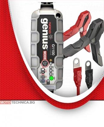 NOCO Genius G1100, 1.1 A UltraSafe