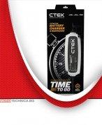 Зарядно за акумулатор CTEK СТ 5 Time to 12V 5A