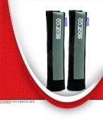 Аксесоари за предпазни колани SPARCO сиви