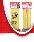 Възглавница за предпазен колан HONEY BEE