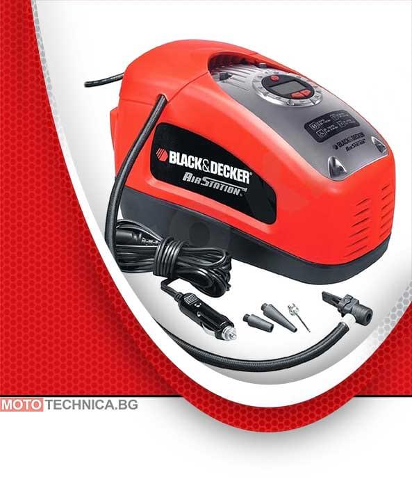 df3b478f810 Компресор за гуми 12V, 230V мощен | Компресори за гуми | Мототехника
