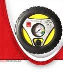 Компресор за гуми 12V с дизайн на гума