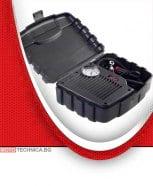 Компресор за гуми в куфарчe 12V, 18BAR