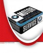 Ретро кутия BMW Motor 2,5 л