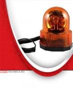 Cигнална лампа 12V оранжева