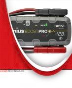 NOCO Genius Boost GB150, 4000A UltraSafe стартово устройство, бустер