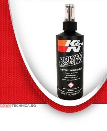 Спрей за спортни филтри K&N 99-0608EU Filter Cleaner