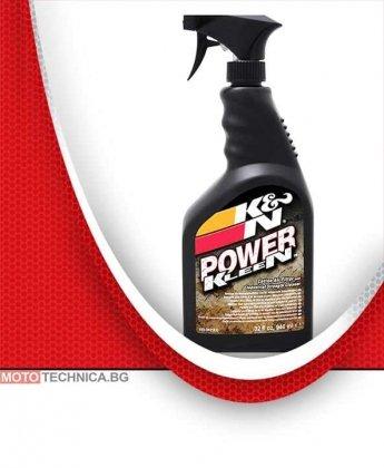 Спрей за спортни филтри K&N 99-0621EU Power Kleen