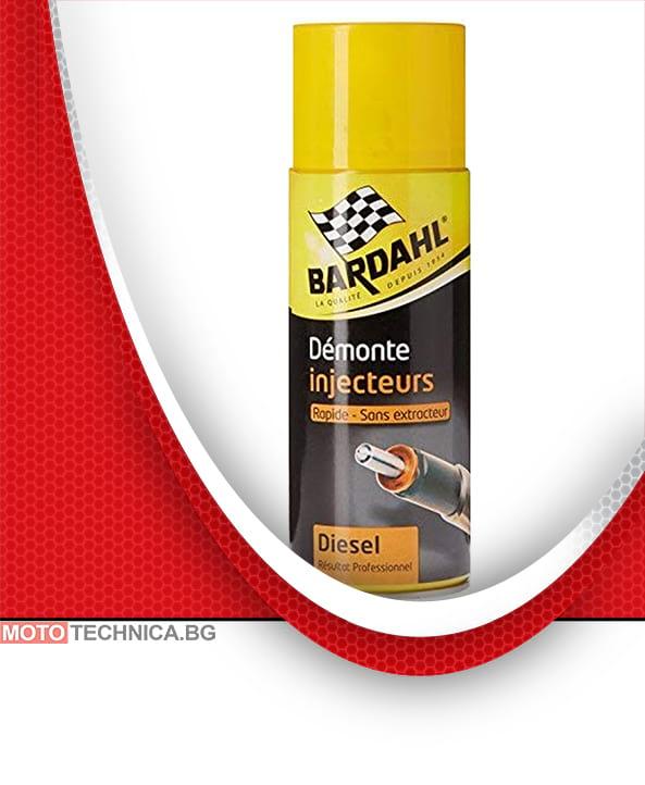 Демонтаж на инжектори и свещи BARDAHL Bar 4319