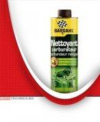Добавка за бензин Bardahl почистване на карбуратори Bar - 1110 500ml