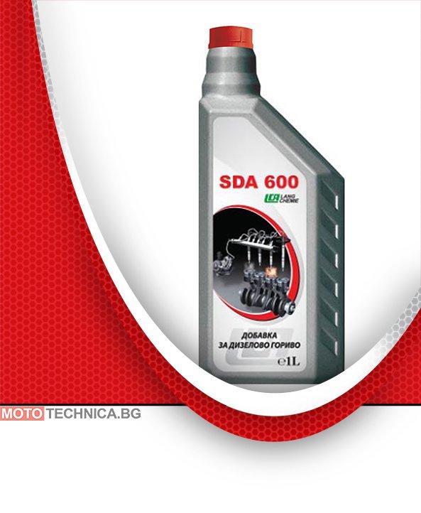 Добавка за дизел SDA 600 1L