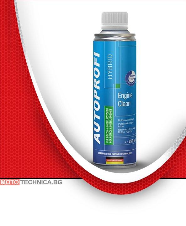 Autoprofi 43930 Добвака за почистване на маслената система на хибриден двигател 250ml