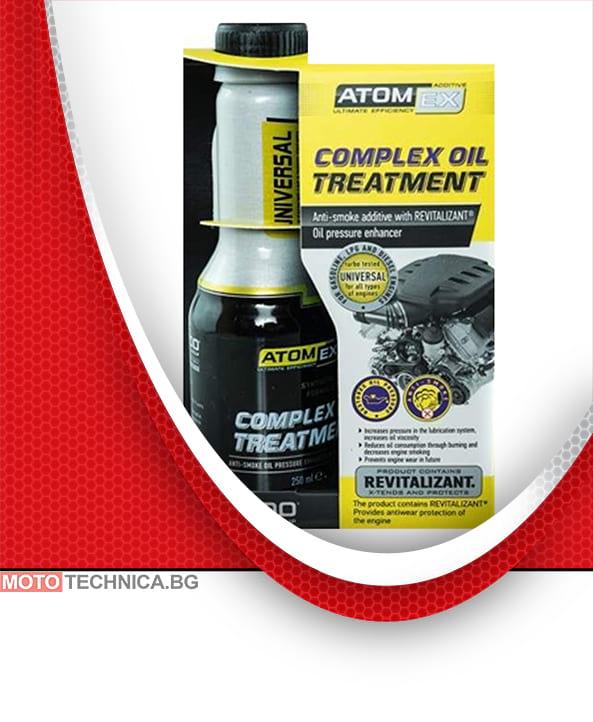 XADO ATOMEX противодимна добавка 250ml