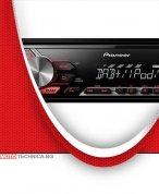 Радио за кола Pioneer MVH-290DAB USB iPod