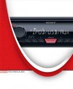 Радио за кола SONY DSX-A200UI USB MP3