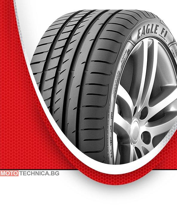 Летни гуми GOOD YEAR 245/40 R20 99Y TL Eagle F1 Asymmetric 2 MOE ROF XL