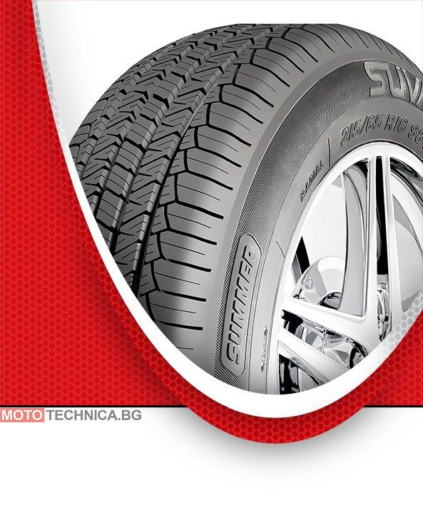 Летни гуми KORMORAN 235/55 R19 105W TL SUV Summer XL