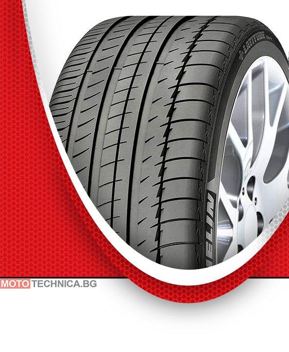 Летни гуми MICHELIN 275/45 R21 110Y TL Latitude Sport XL