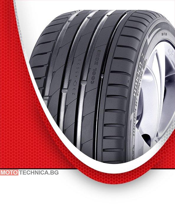 Летни гуми NOKIAN 275/45 R20 110Y TL Nokian Z SUV XL