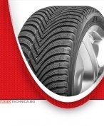 Зимни гуми MICHELIN 215/40 R17 87V TL Alpin 5 XL